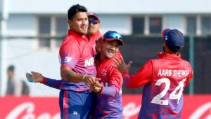 नेपाली क्रिकेट टिमका ३ खेलाडीलाई कोरोना संक्रमण
