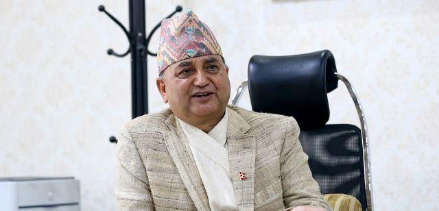 कोरोनासँग 'लिभिङ टुगेदर'मा बसौं : उपप्रधानमन्त्री पोखरेल - Everest Dainik -  News from Nepal
