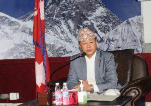 मुख्यमन्त्री राईविरुद्धको अविश्वास प्रस्तावमाथिको छलफल चैत २ मा सारियो