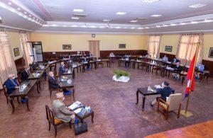 आधिकारिक ट्रेड युनियनको निर्वाचन स्थगित गर्ने मन्त्रिपरिषद्को निर्णय