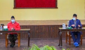 नेकपा सचिवालय बैठक शुरू, ओली पनि सहभागी