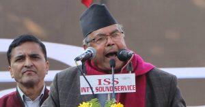 केपी ओली भगौडा विश्वासघाती हुन्, पार्टीबाटै निष्काशन गरिसक्यौंः झलनाथ खनाल