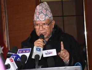 प्रतिनिधिसभा विघटनबाट संविधान र जनमतको अपमानः नेपाल