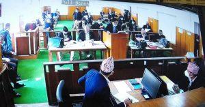 संसद् विघटनका मुद्दामा बहस गर्न समय तोकियो