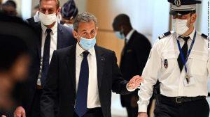 भ्रष्टाचार आरोपमा फ्रान्सका पूर्वराष्ट्रपति जेल चलान