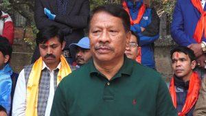 मुलुकलाई निकास दिन कांग्रेस नेतृत्वमा सरकार निर्माण हुनुपर्छः नेता सिंह