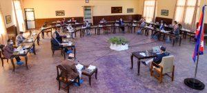 मन्त्रिपरिषद् बैठक : वीरको नयाँ भवनलाई ५०० शय्याको 'कोरोना विशेष अस्पताल' बनाउने निर्णय