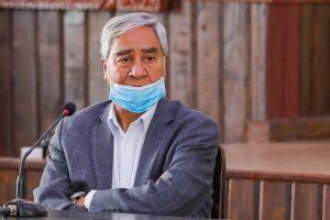 आफ्नै नेतृत्वमा सरकार बनाउन समर्थन जुटाउने कांग्रेसको निर्णय
