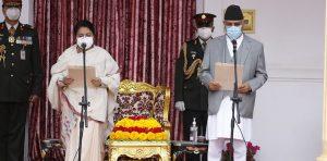 प्रधानमन्त्री केपी शर्मा ओलीको शपथविरुद्ध सर्वोच्चमा रिट